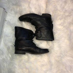 """Steve Madden """" kombat boots"""""""